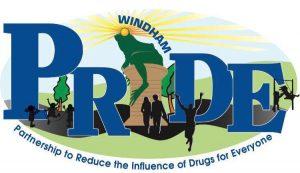 Windham PRIDE logo